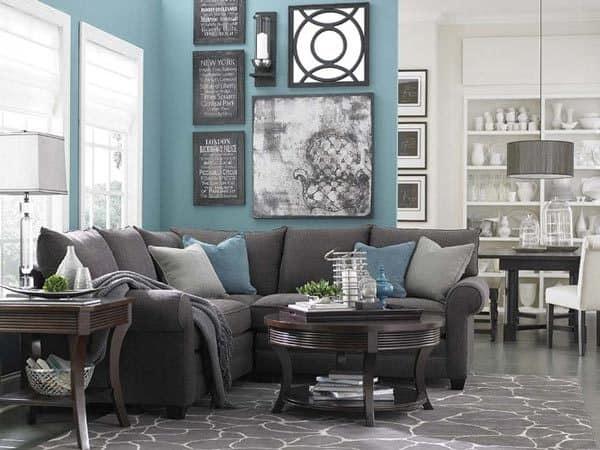 grey living room decor ideas