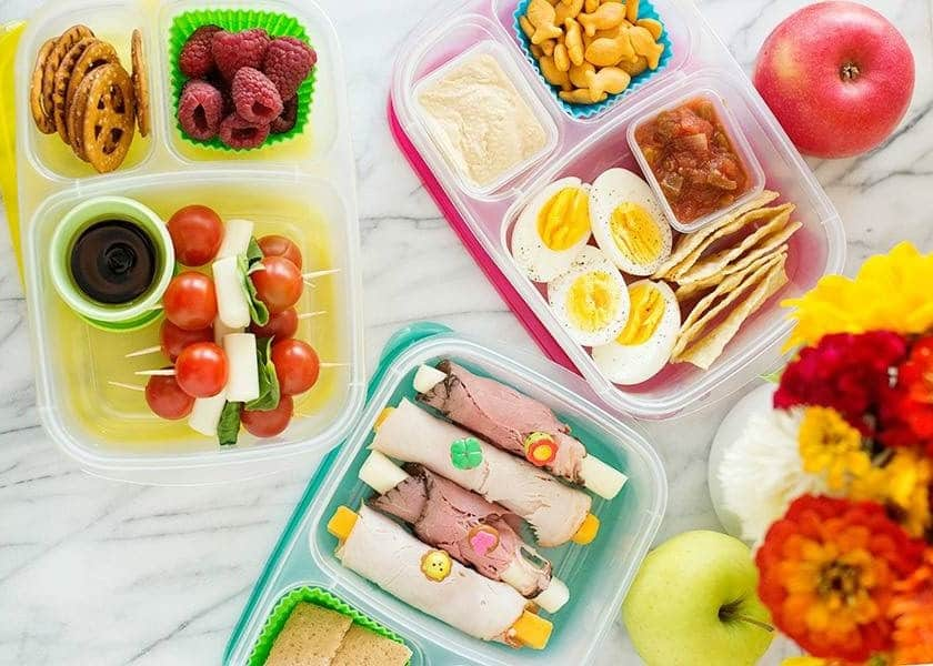 Bento Lunches - Gluten-free-school-lunch-recipes Cool Mom Eats