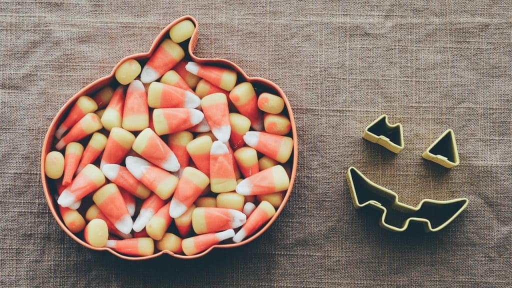 Halloween Facts for Kids - Candy Corn
