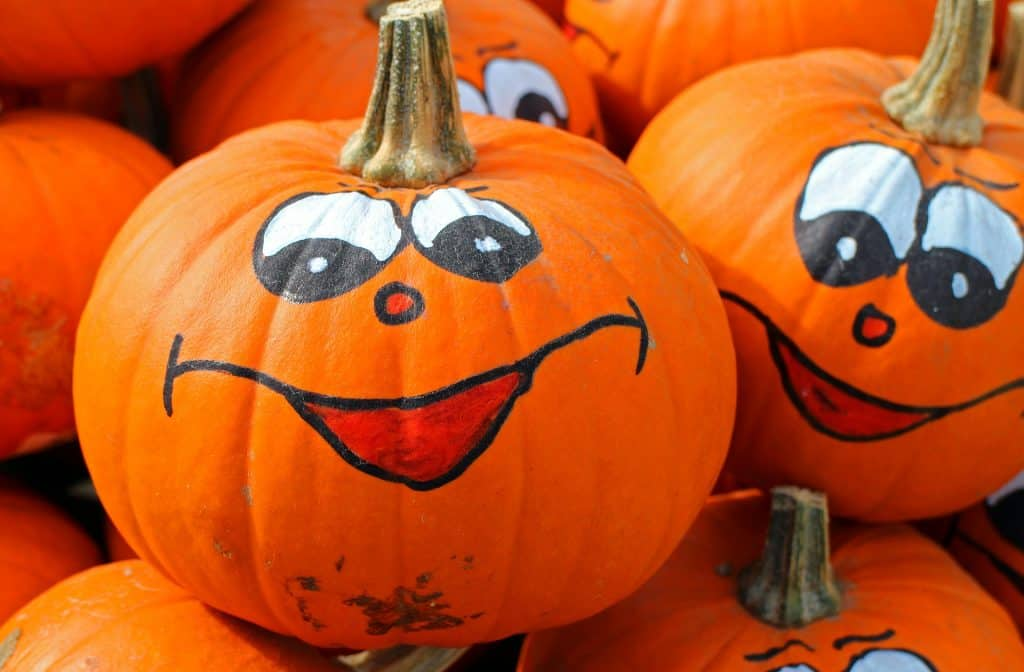 Halloween Facts for Kids - Pumpkins