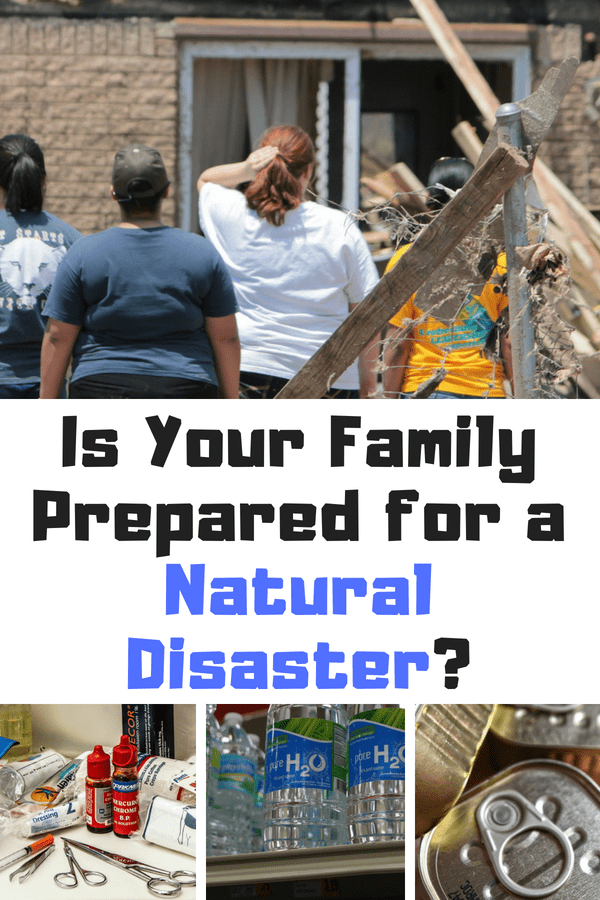 Family Survival Kit - Is Your Family Prepared
