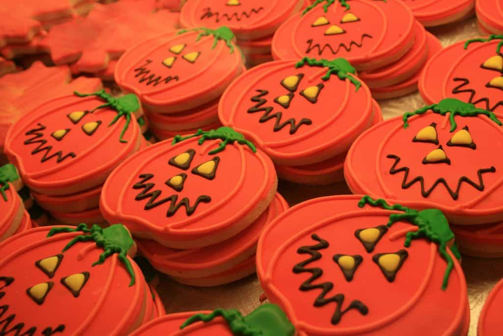 Alternatives to Trick-Or-Treating - Baking Halloween Treats