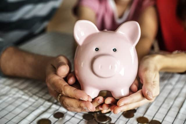 How to Save Money When You're Broke - Open a Savings Account
